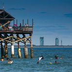 Cocoa Beach Seebrücke ...