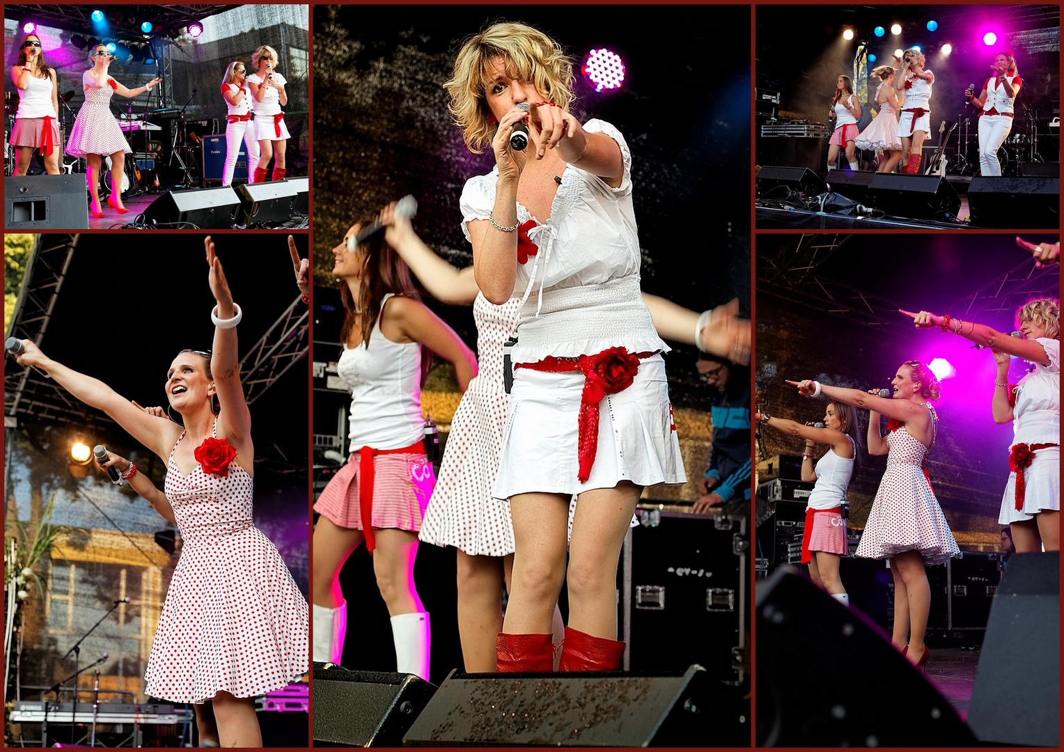 cölln girls - im Kurpark Bad Neuenahr 2011