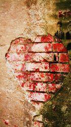 coeur de briques