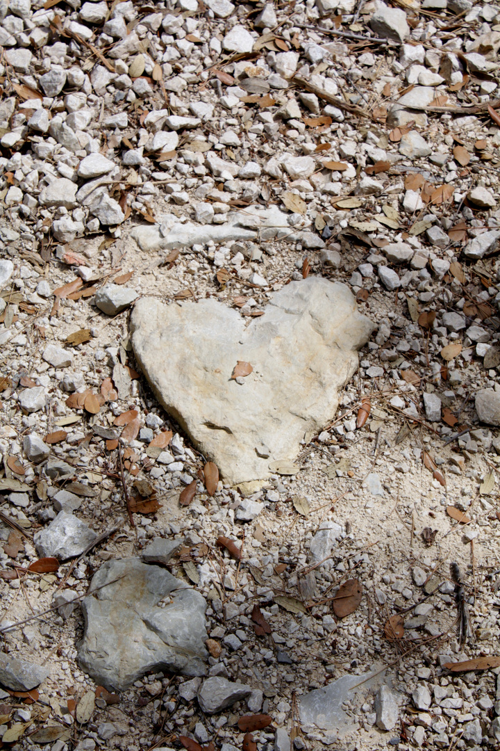 Coeur de pierre...?
