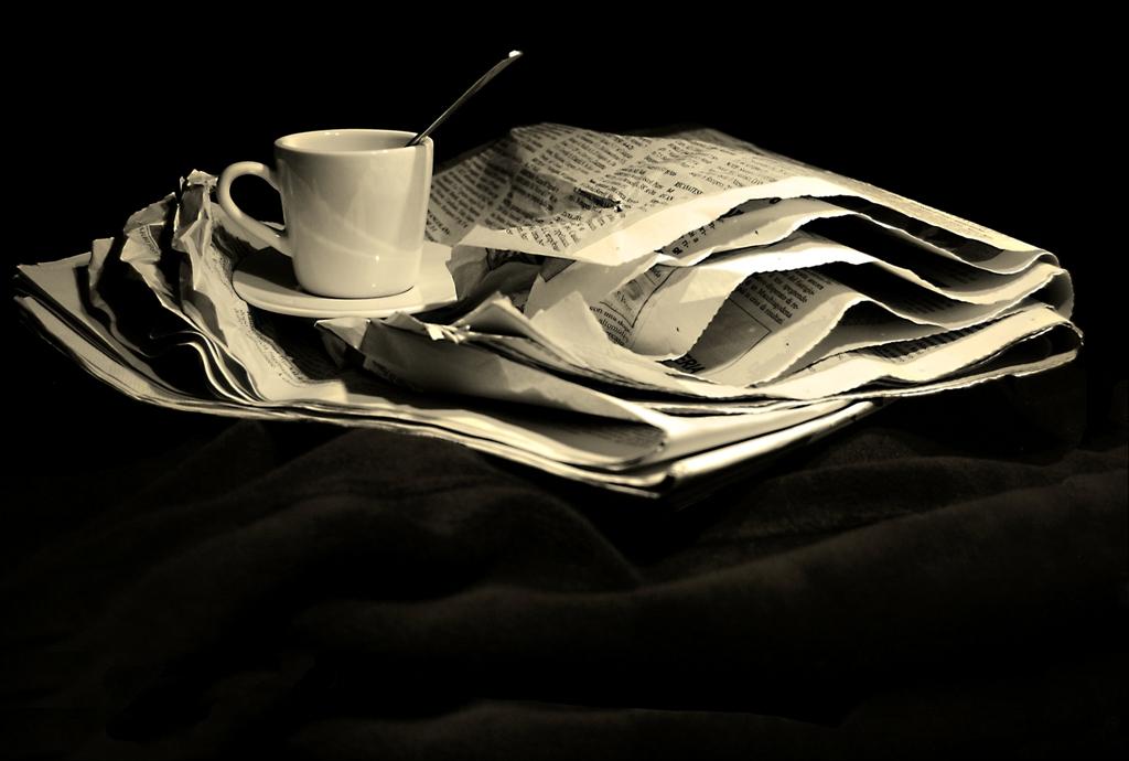 Coffee break *
