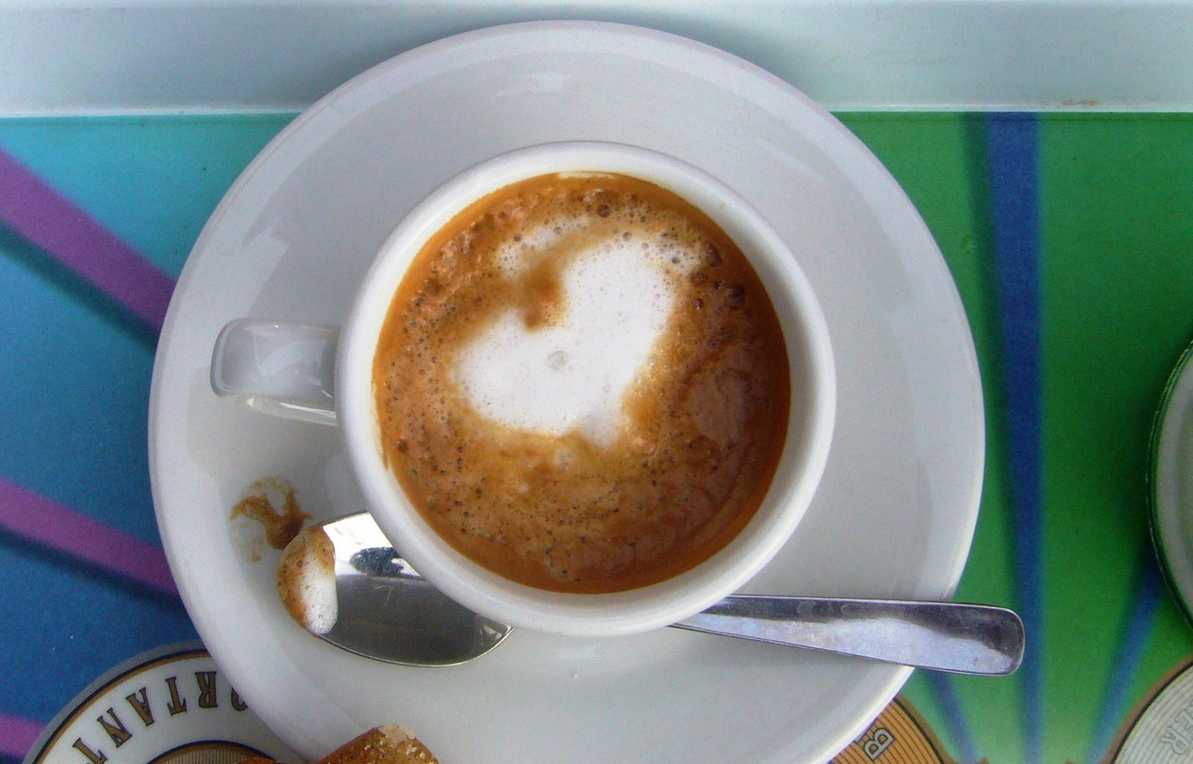 - coffee heart -