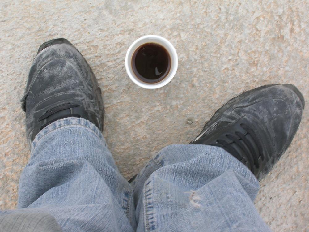 Coffee time…