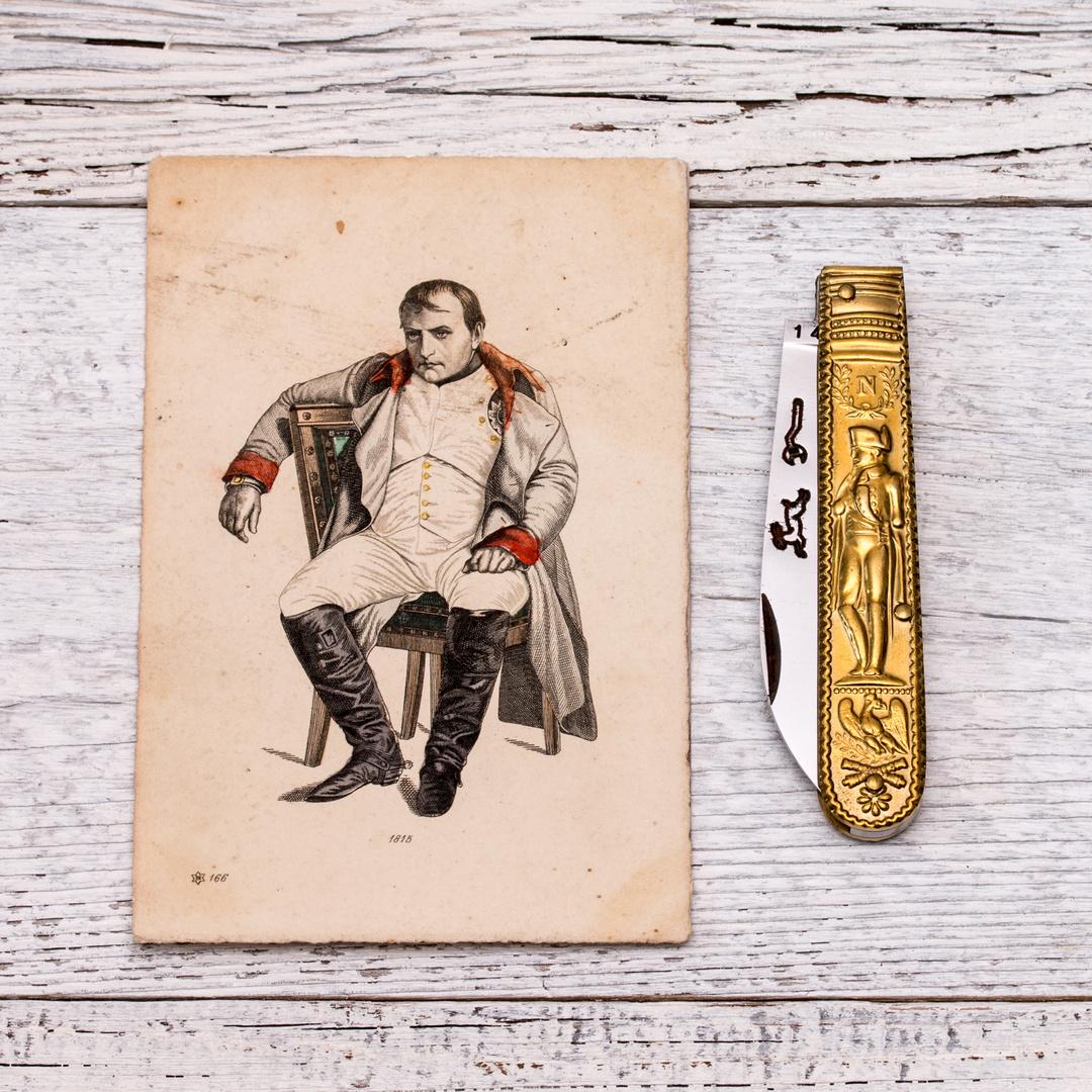 Cognet & Couperier Coursolle, Napoleon-Messer