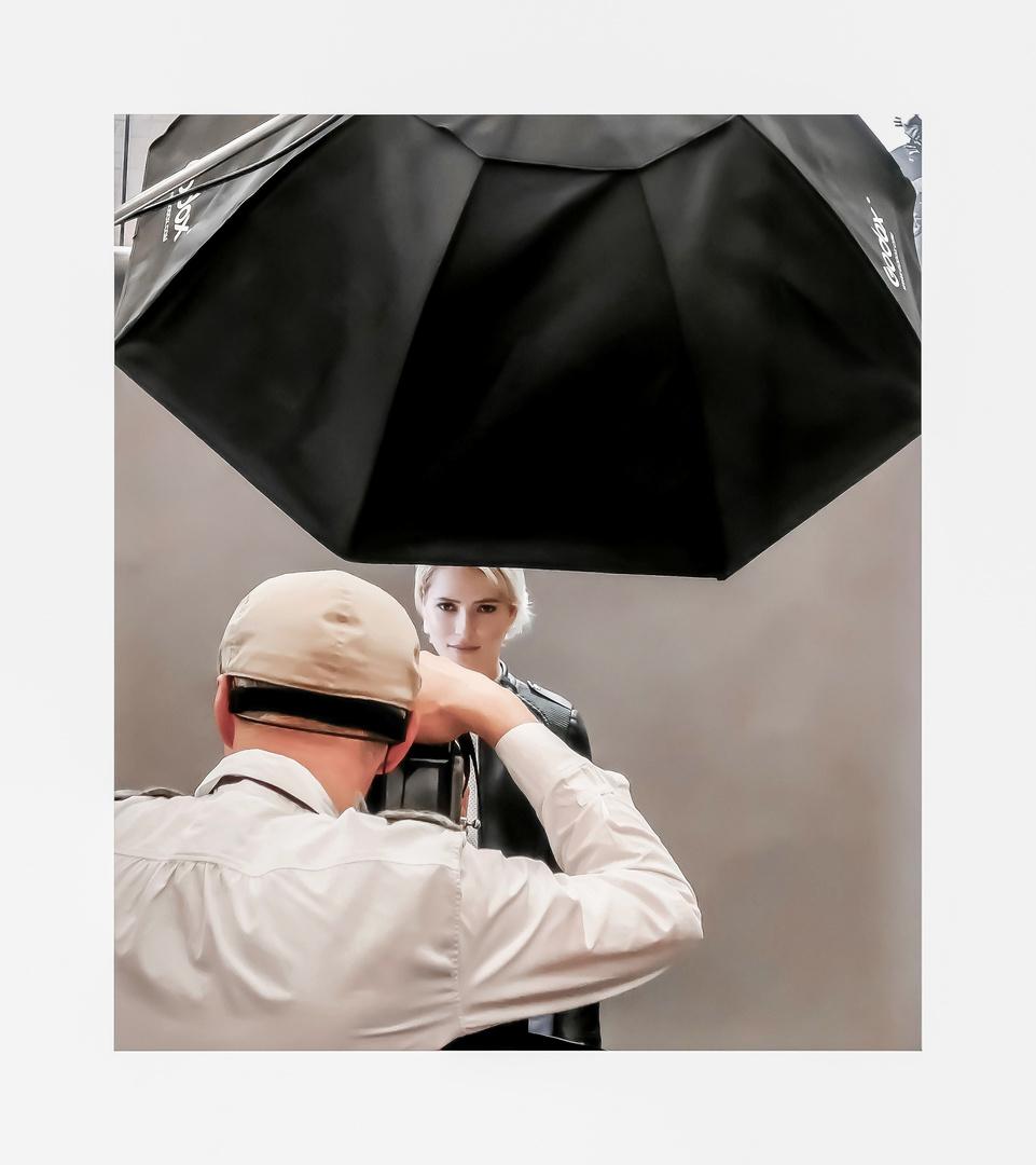 Coin de parapluie
