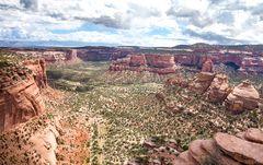 Coke Oven Rocks in Colorado National Monument