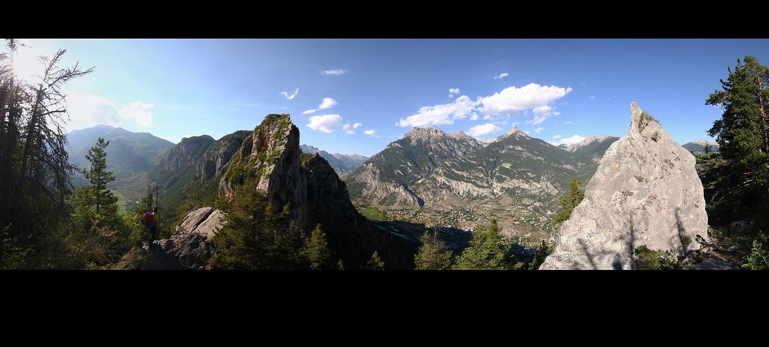 Col de L'Aiguille (1450m)