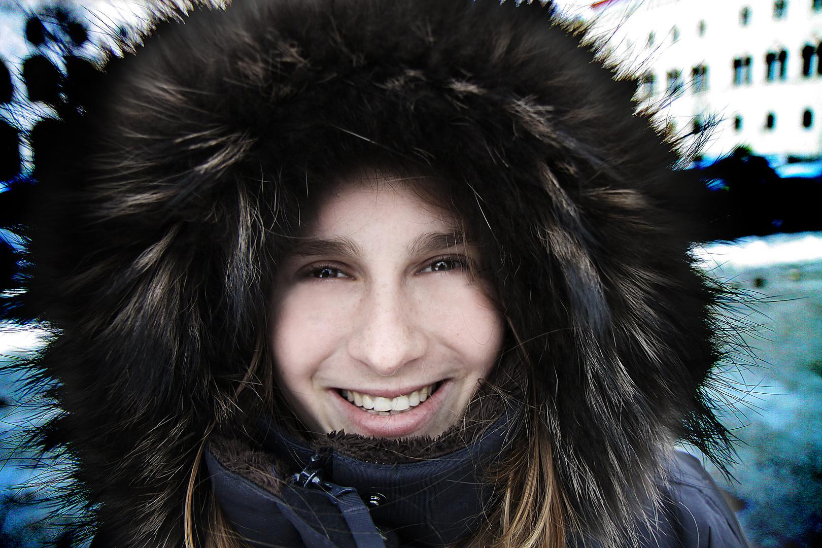 Cold !?