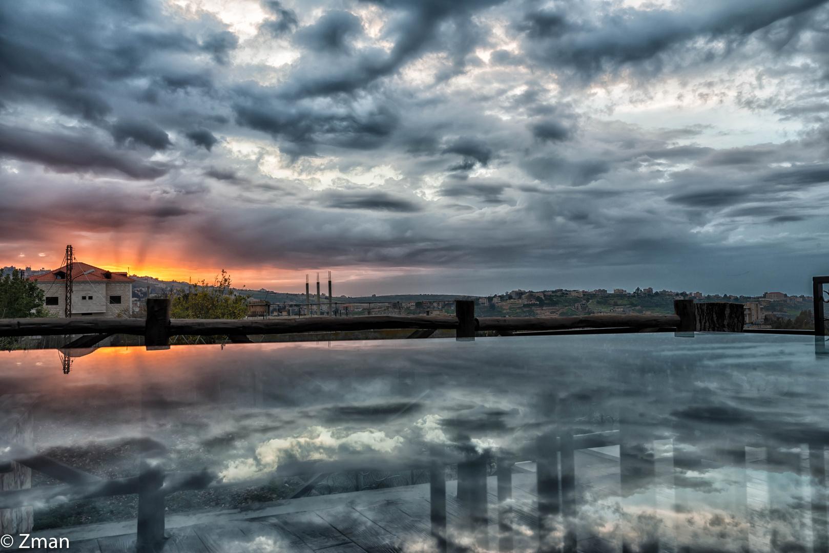 Cold Golden Sunset LAN_5359-15