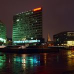 Cold Night in Hamburg