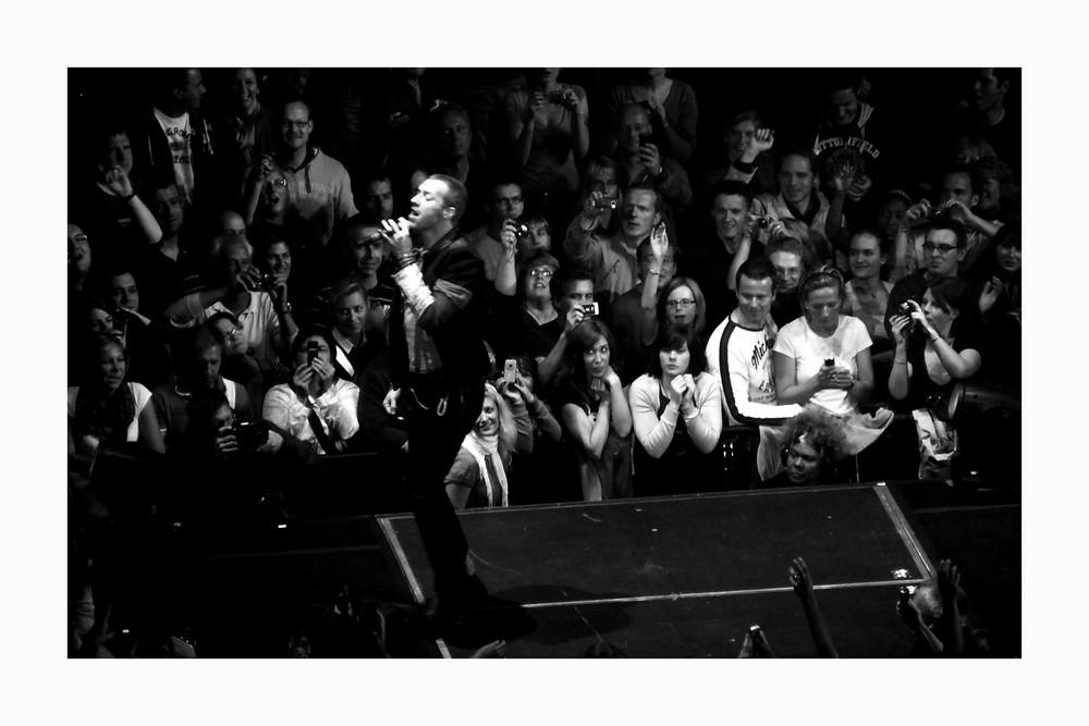 Coldplay in Hamburg Viva La Vida & Chris Martin