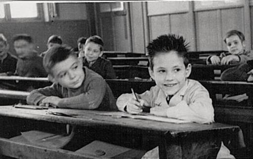 École - 1953