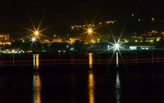 Colico bei Nacht