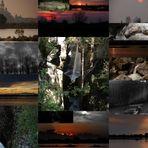 Collage del libro INCONTRANDO ESTIA