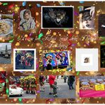"""Collage """"Fasching"""""""