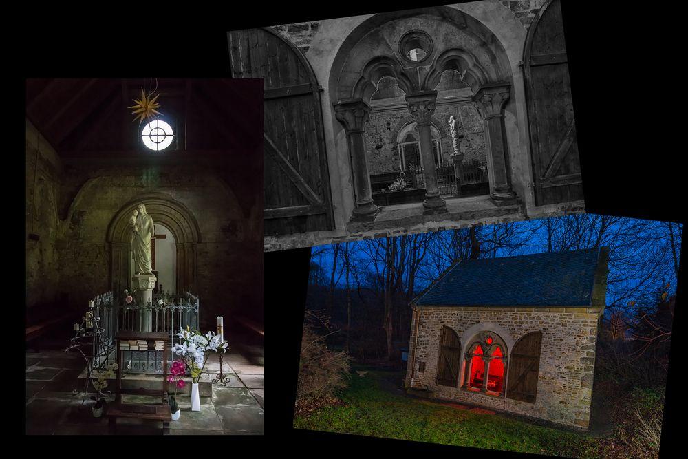 Collage Marienkapelle