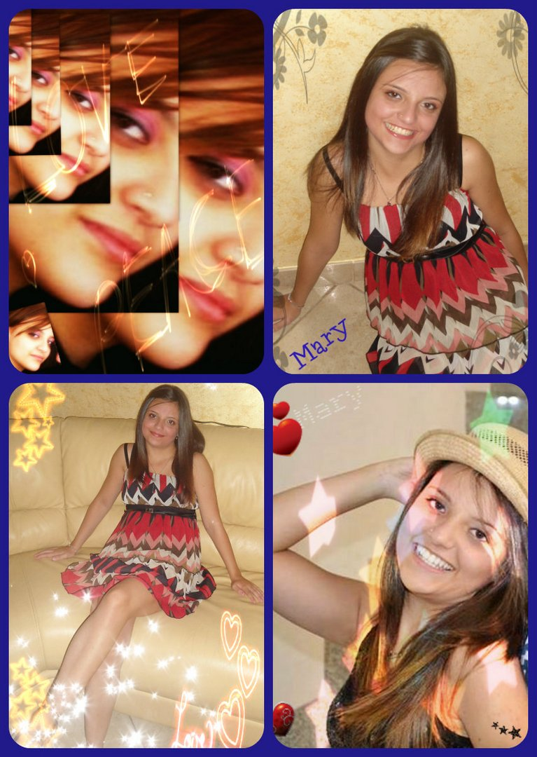 collage mary