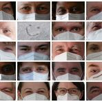 """Collage Nr. 1 """"Können meine Augen lächeln ?"""""""