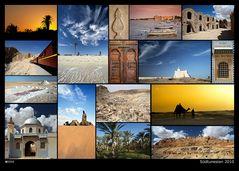 Collage Südtunesien