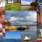 Collage Tegeler See