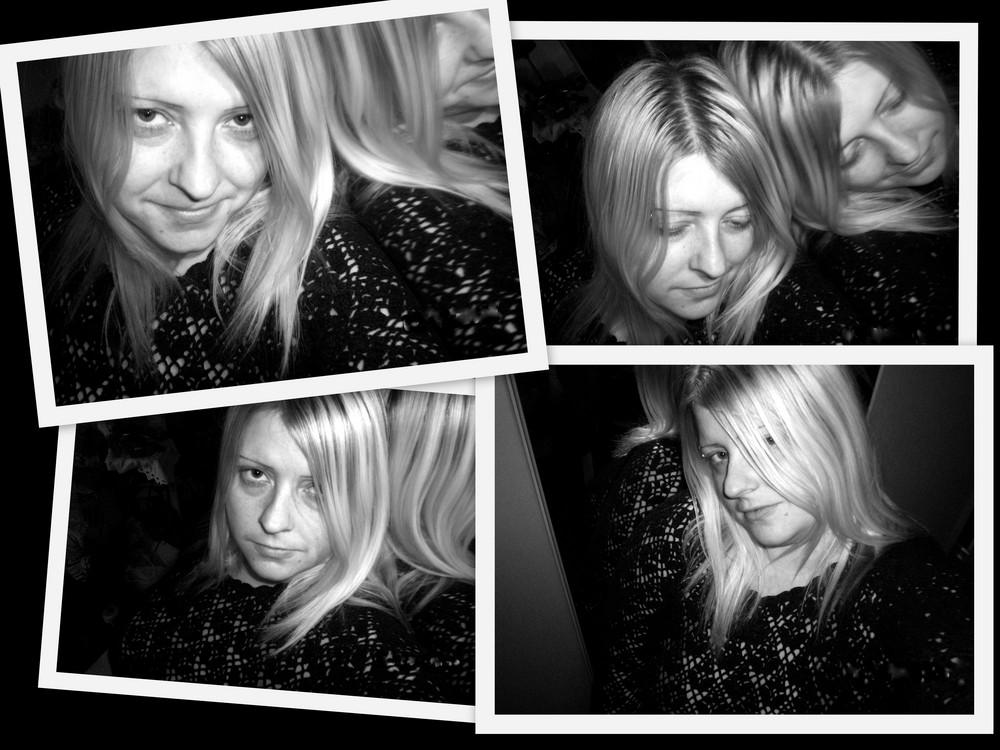 Collage von mir selbst