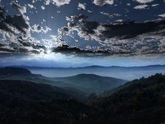 colline tempestose