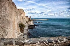 Collioure am Mittelmeer (Rousillon FR)