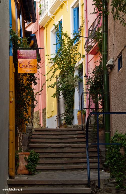 collioure Frankrijk www.fotovictoir.nl