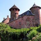 COLLONGE LA ROUGE (Corrèze) - France - Juin 2009