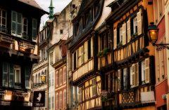 Colmar,Altstadt