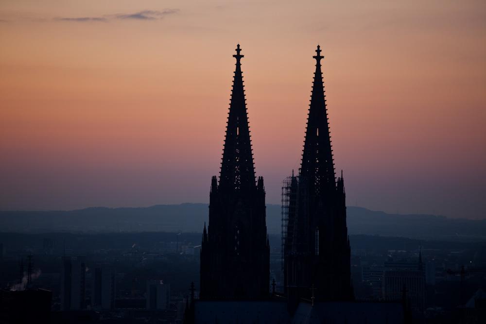 Cologne ...