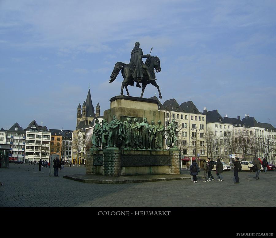 Cologne - Heumarkt