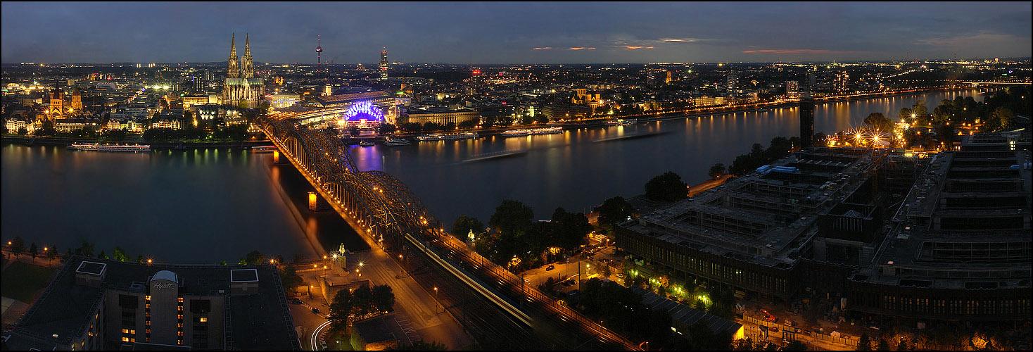 Cologne @ Night - II