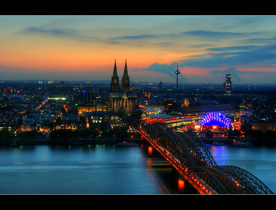 Cologne Night´s