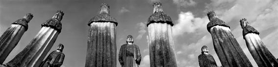 Colon y Reyes Catolicos en Cordoba