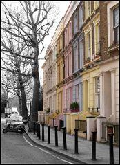 Color en Portobello - Nothing Hill