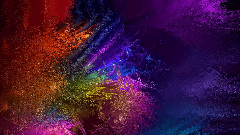 ... color explosion ...