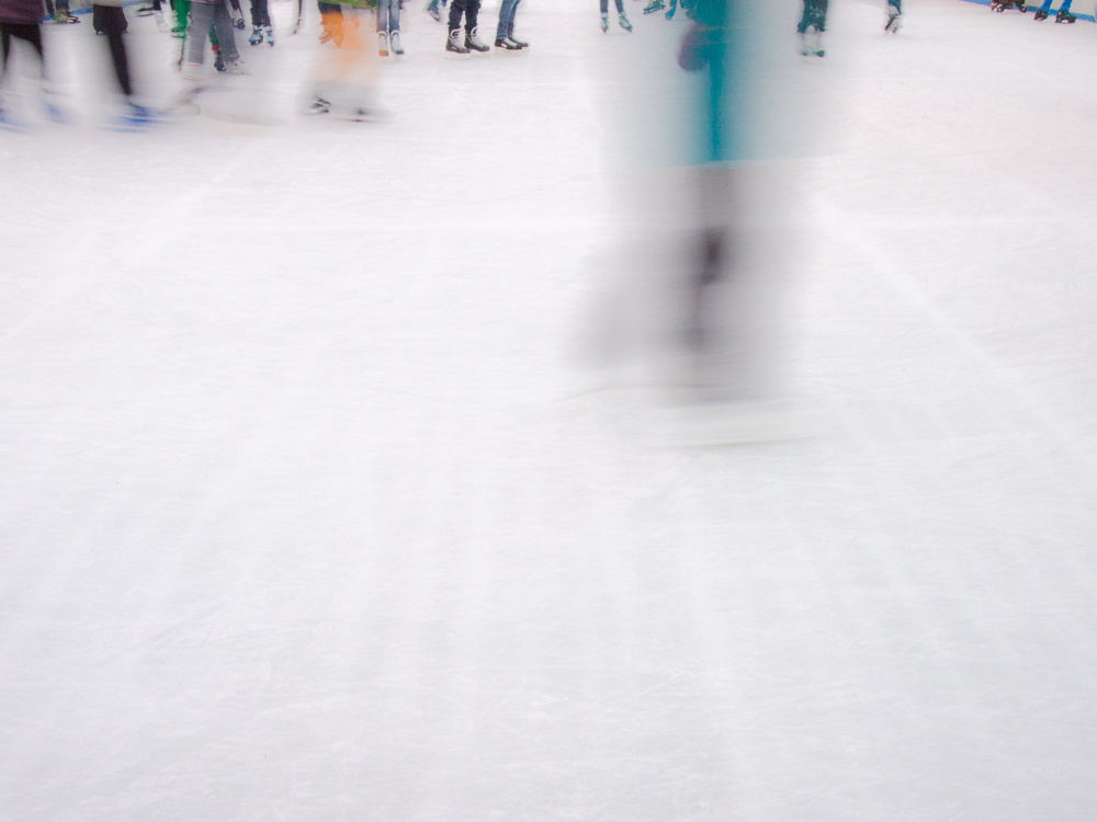 color on ice