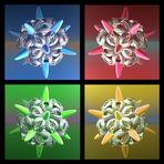 color quartett