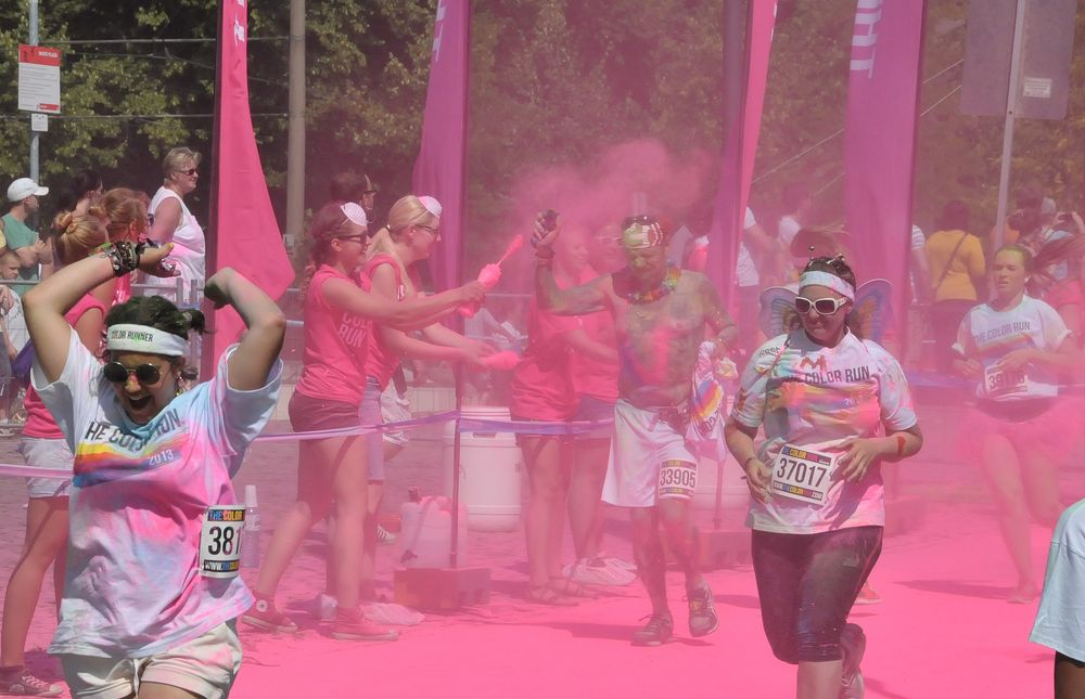 Color Run Köln