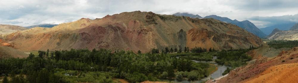 """""""Colorado"""" in Westsibirien"""