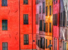 coloré de Gênes ...