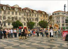 Colore e gioia a Lisboa
