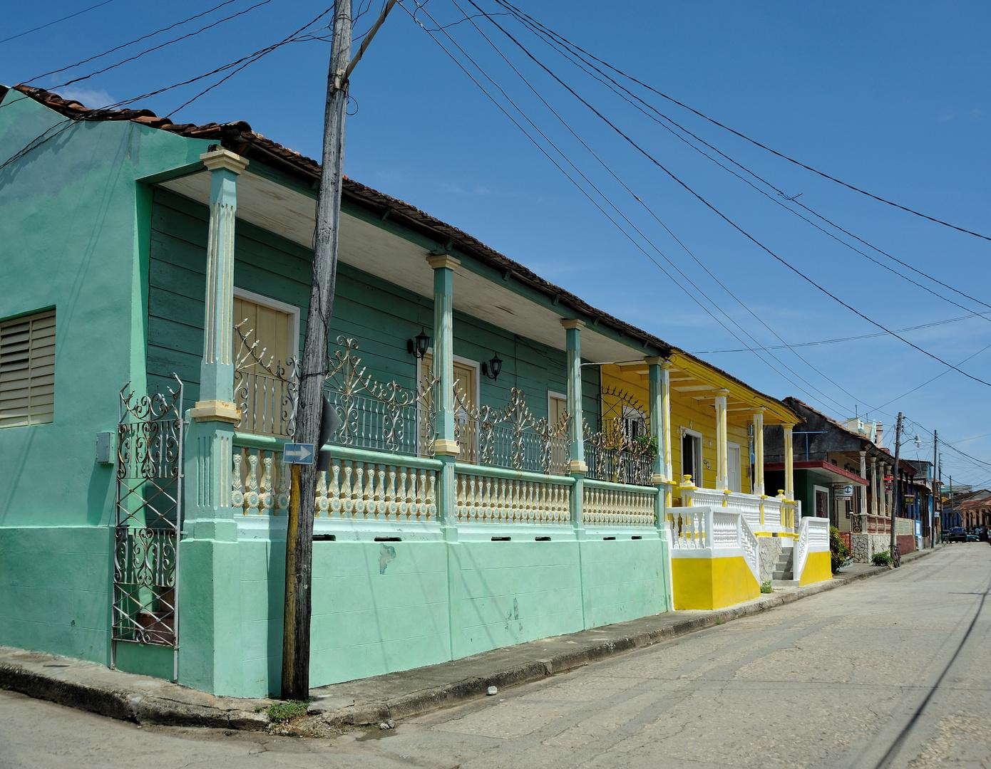 colores de Baracoa