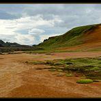Colores de Islandia