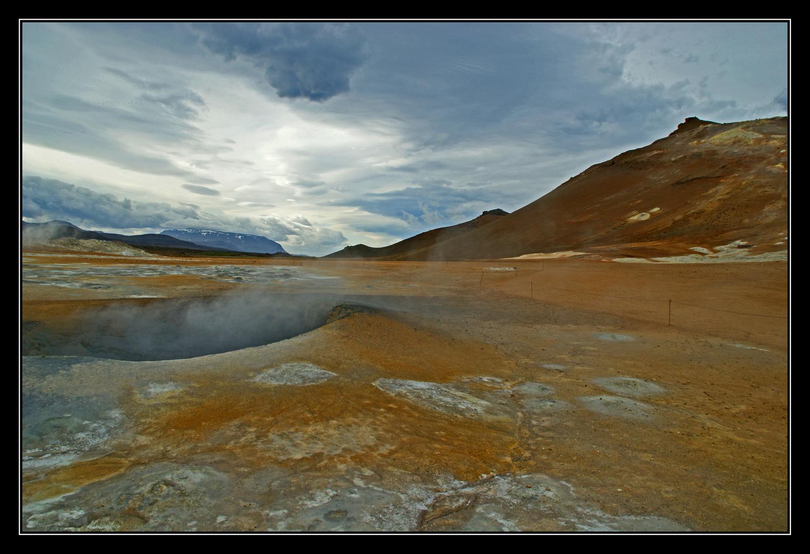 Colores de Islandia 3