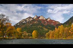 °Colores del otoño en la montaña°