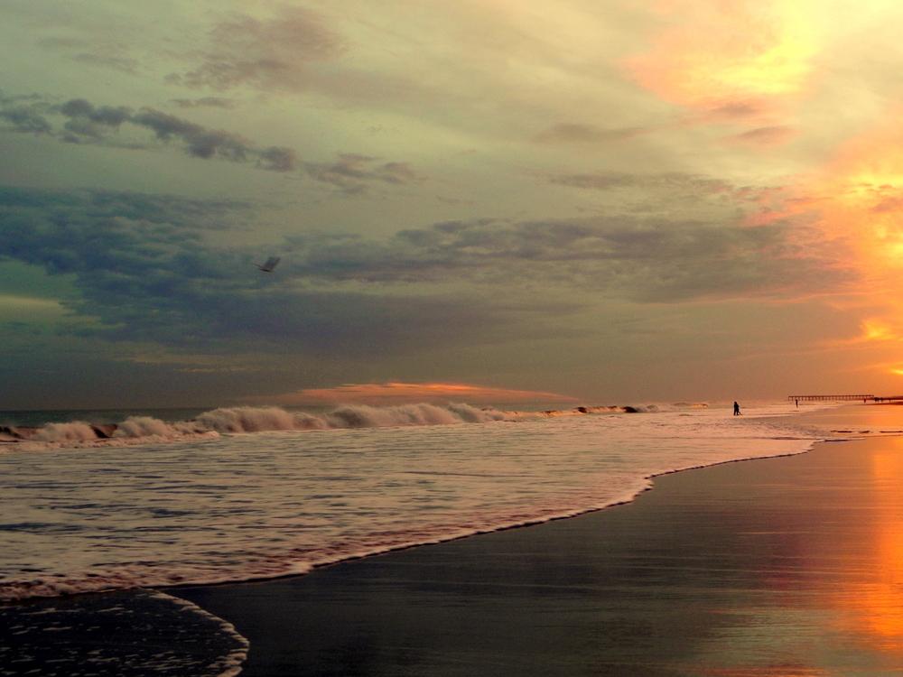 colores en el mar