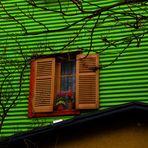 Colores en La Boca. Bs As.