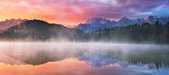 Colorful Dreaming - Karwendel